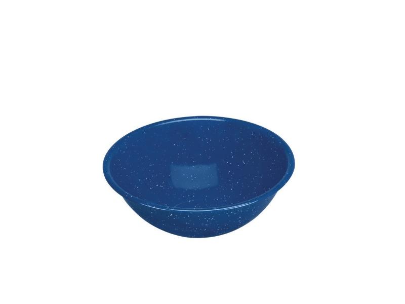 Bowl 500Ml De Acero Vitrificado Azul Cinsa