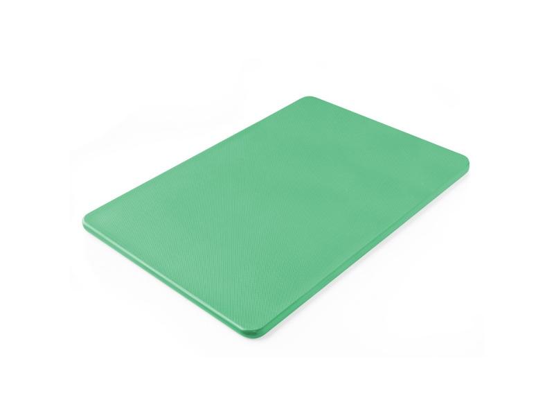 Tabla plástica 46 x 31 x1.2 cm verde Sunnex