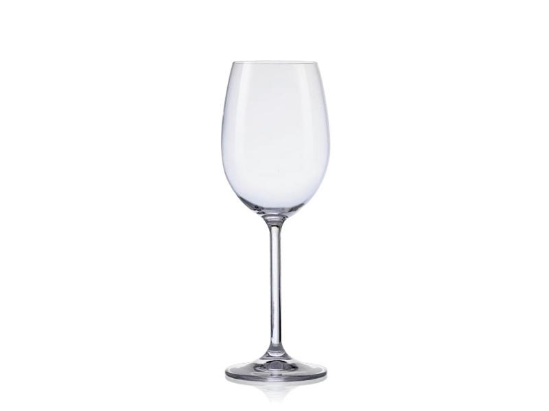 Copa vino 450 ml cristal Maxima Bohemia Set x 6 unid