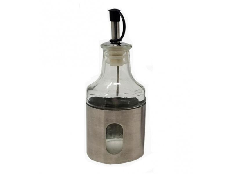 Aceitera de Vidrio 250 ml.