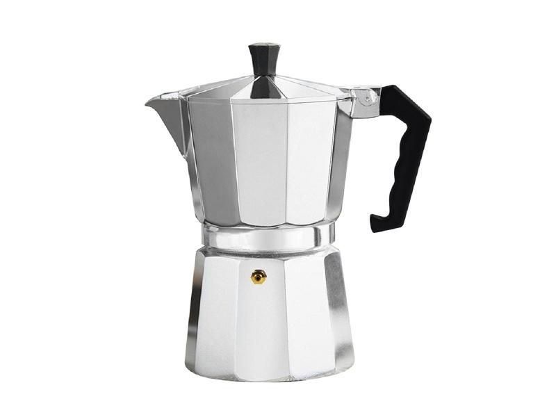 Cafetera Italiana 300ml Aluminio 6 Tazas