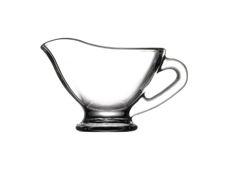 Salsera Vidrio 250 ml Pasabahce