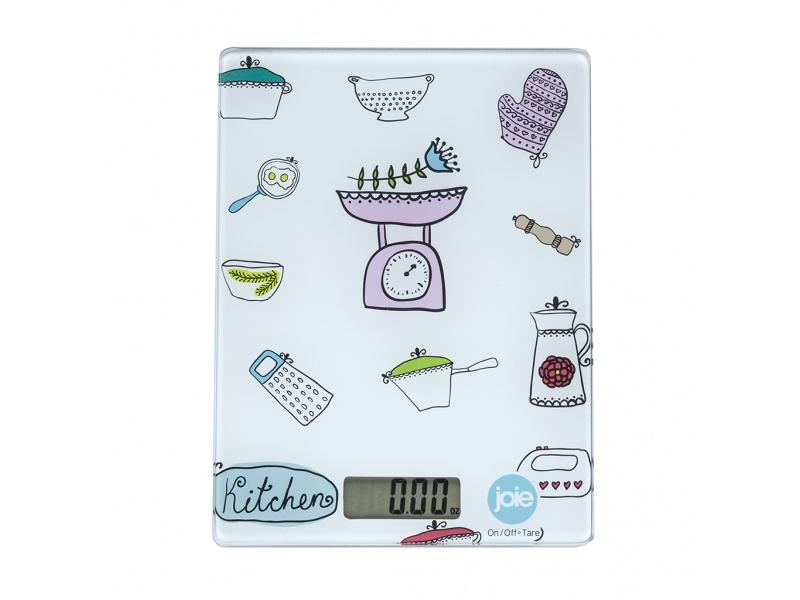 Balanza De Cocina Digital Diseños Joie Goldsky