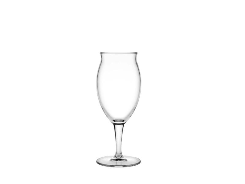 Copa Vidrio Cerveza 410 ml Craft Stout Pasabahce set x 4 pzas