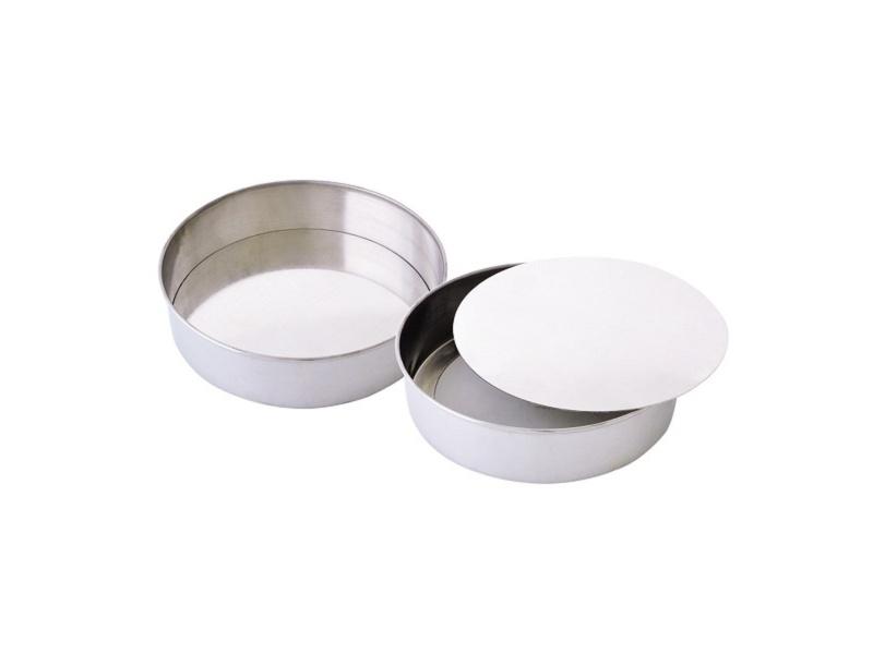 Tortera Desmontable 22cm Aluminio Nigro
