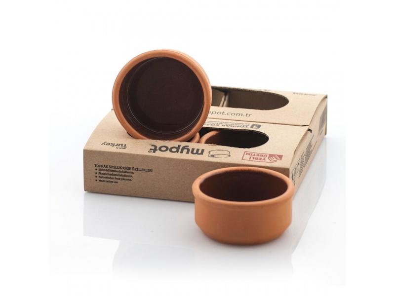 Cazuela Bowl Marmolado Set x 4 Via Pot