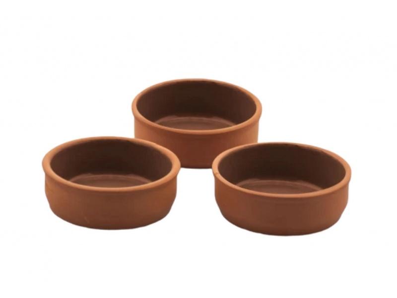 Cazuela Bowl 250 ml Set x3 Via Pot