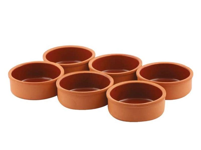 Cazuela Bowl 250 ml Set x 6 Via Pot