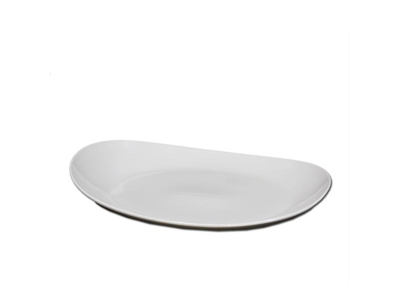 Fuente Oval cerámica 38 x 28 cm. Goldsky