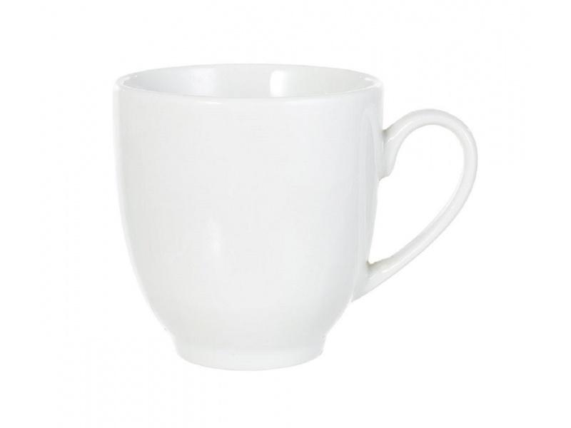 Taza de Café 90 cc Porcelana Blanca