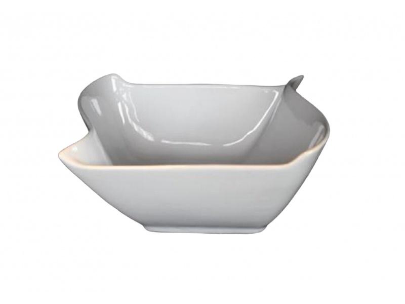 Bowl cuadrado 25 x 19 x 9,5 cm Goldsky