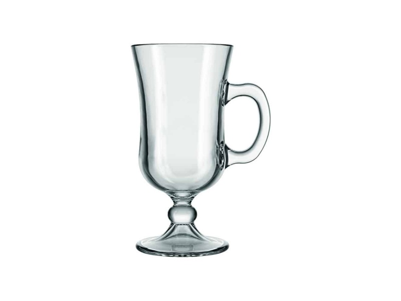 Taza Copa Vidrio Irish Coffee 130 ml Nevada NF Goldsky