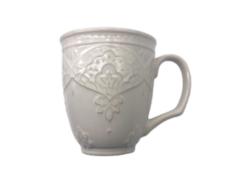 Taza Mug Labrada 400 ml Porcelana