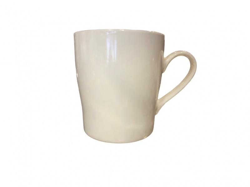 Taza Mug Porcelana 7,5 x 8 cm Blanco