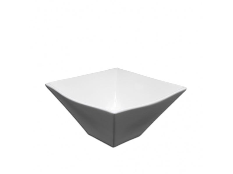 Bowl Cuadrado 21.5 x 21.5 x 11 cm Cerámica Goldsky