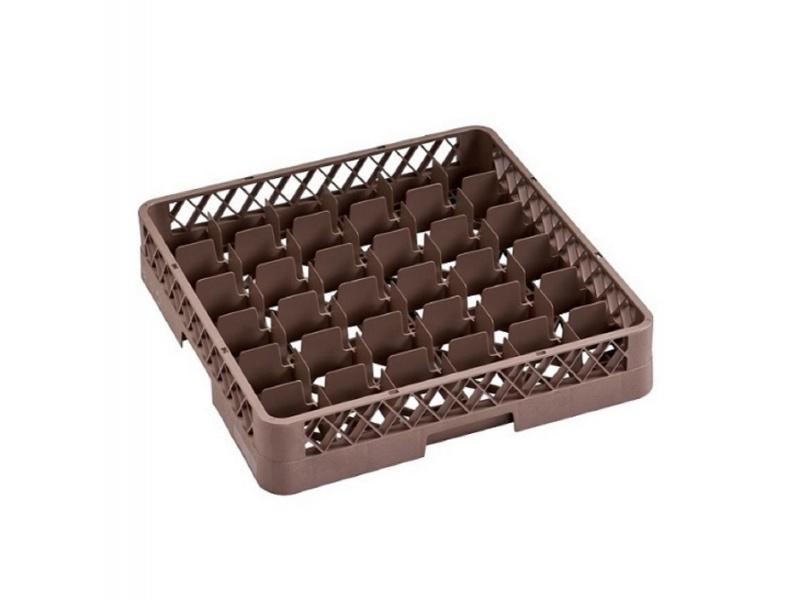 Rack 36 compartimientos 50,8x10,2 cm