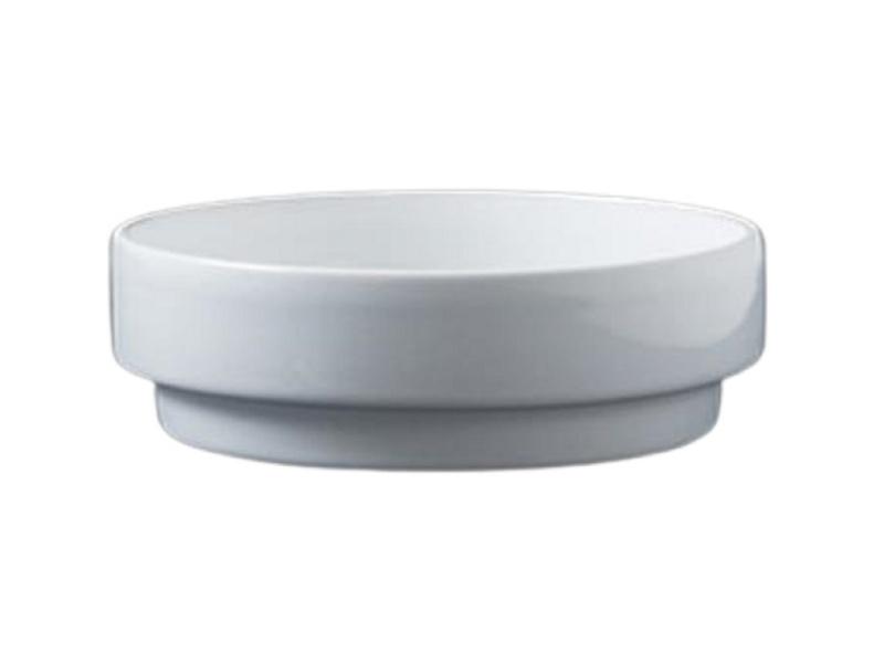 Ensaladera Redonda 21 cm diámetro Blanco Olmos