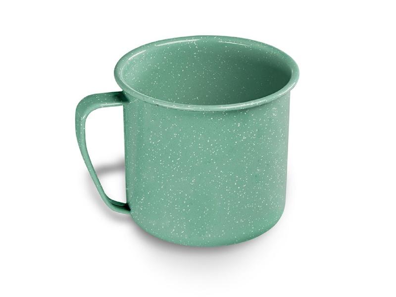 Taza jarro mug esmaltado 360 ml Mint Cinsa