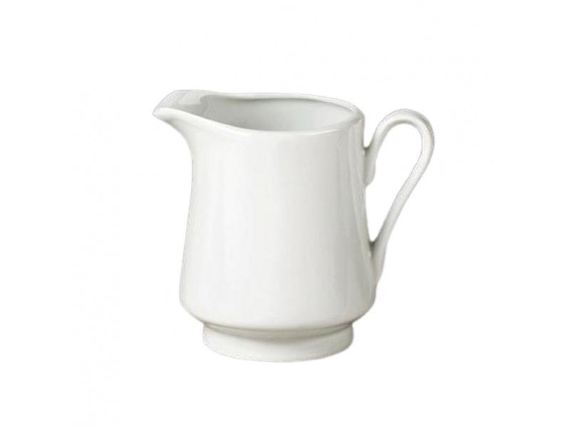 Lechera Cremera 300 ml Porcelana Blanca Selecta