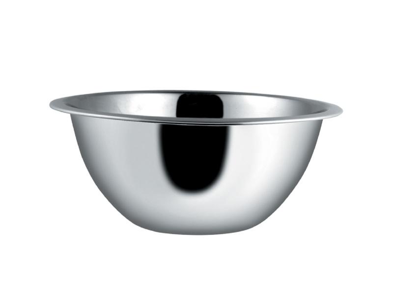 Bowl 20 cm Acero Mate Selecta