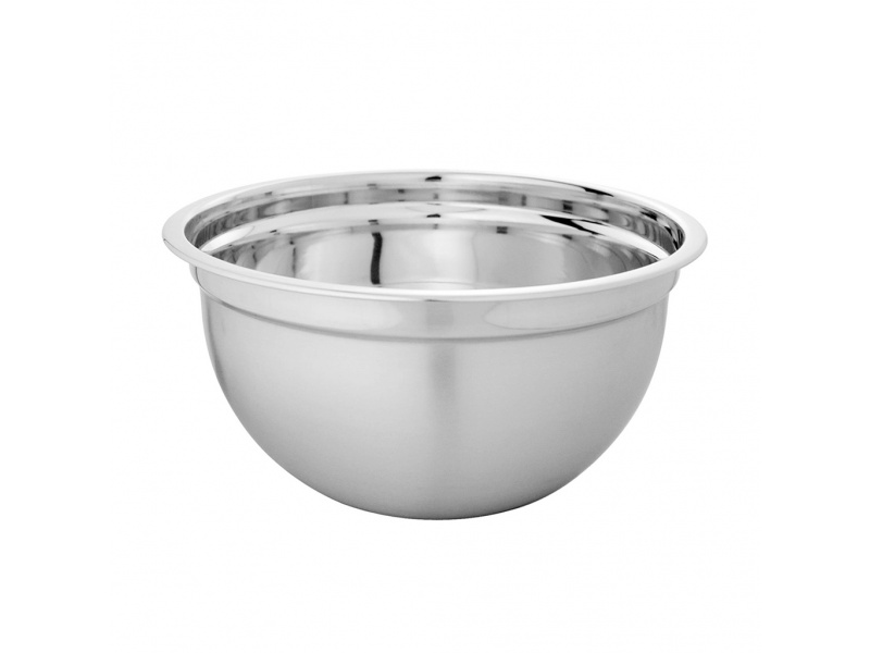 Bowl 27 cm Acero inoxidable mate Selecta
