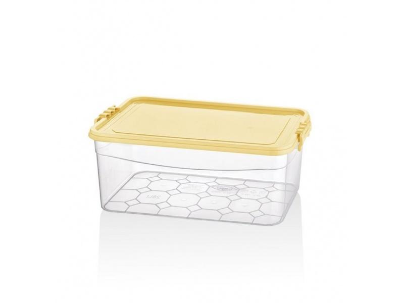 Caja plástica multifunción 28 Litros 54x33x21 cm Bager