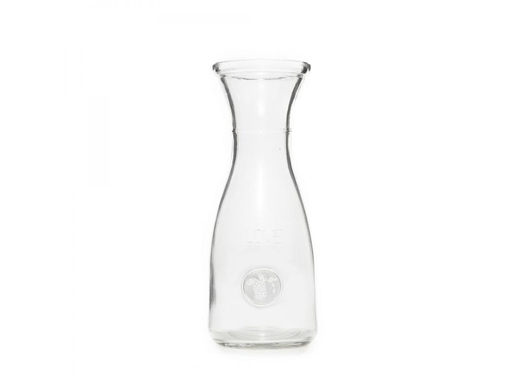 Decantador vidrio 500 ml. vidrio Goldsky