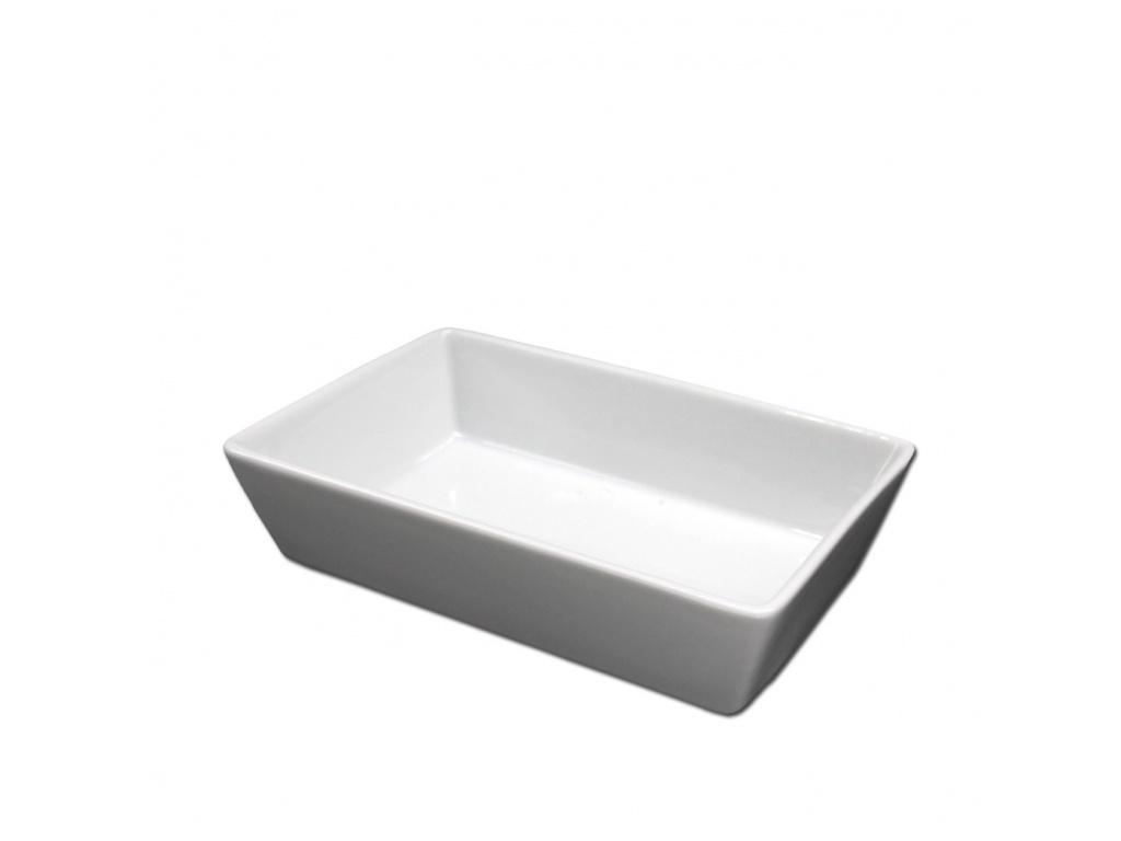 Fuente cerámica 18 x 12 x 4.5 cm Goldsky